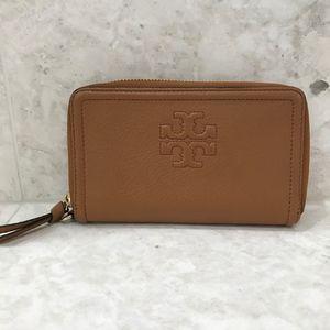 TORY BURCH Bombe T Smartphone Wallet Wristlet